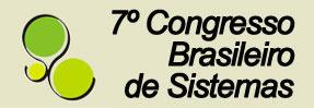 7º Congresso Brasileiro de Sistemas