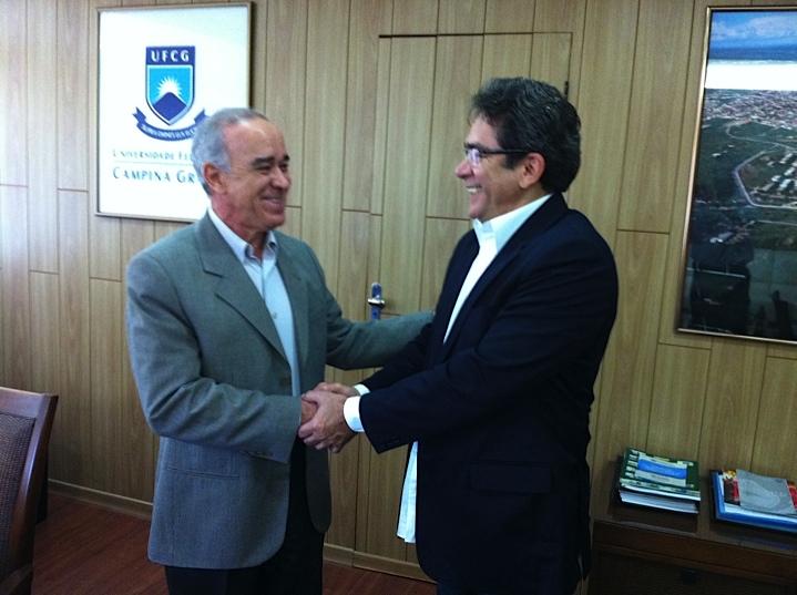 Reitor do Uni-FACEF apresenta o case do Uni-FACEF no III Encontro de Administração da Universidade Federal de Campina Grande-PB