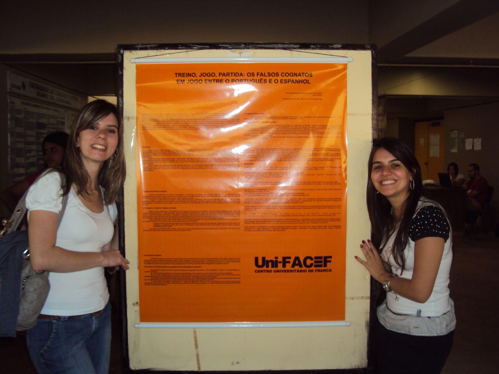 Alunos de Letras/Espanhol participam do VI Colóquio de Estudos Hispânicos da UNESP/Araraquara
