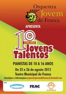1º Concurso Jovens Talentos da Orquestra Sinfônica de Franca