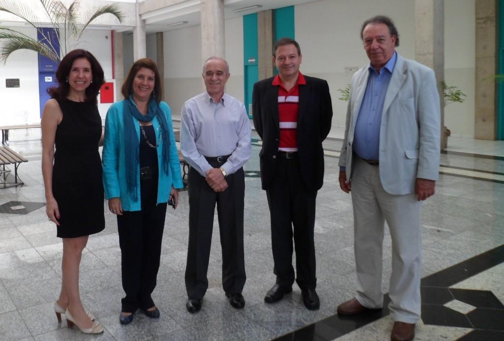 Uni-FACEF recebe a visita de delegação espanhola da OCU – Oficina de Cooperación Universitaria