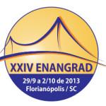 XXIV ENANGRAD – 29/9 a 2/10 de 2013 – Florianópolis/SC