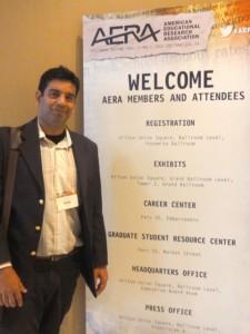 Professor do Uni-FACEF participa do principal Congresso de Pesquisa em Educação dos Estados Unidos