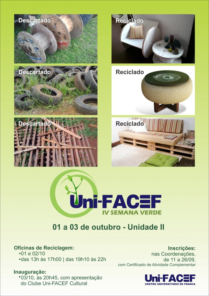 IV Semana Verde Uni-FACEF