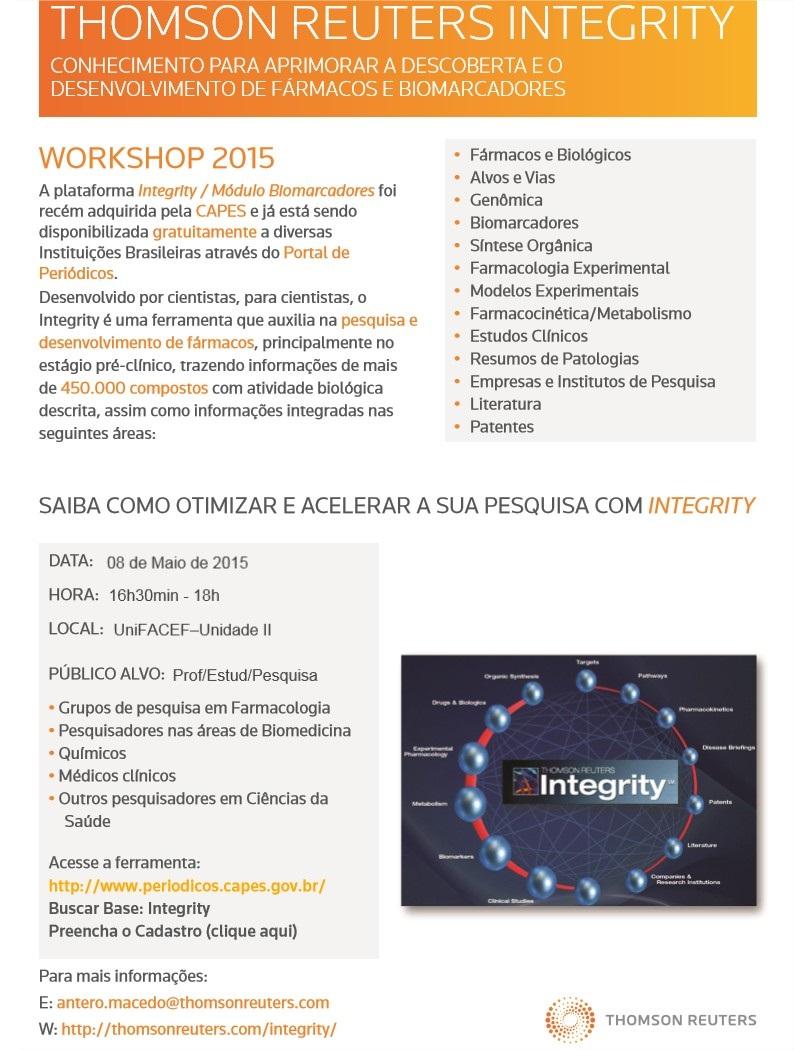 Integrity - Divulgação Treinamento1