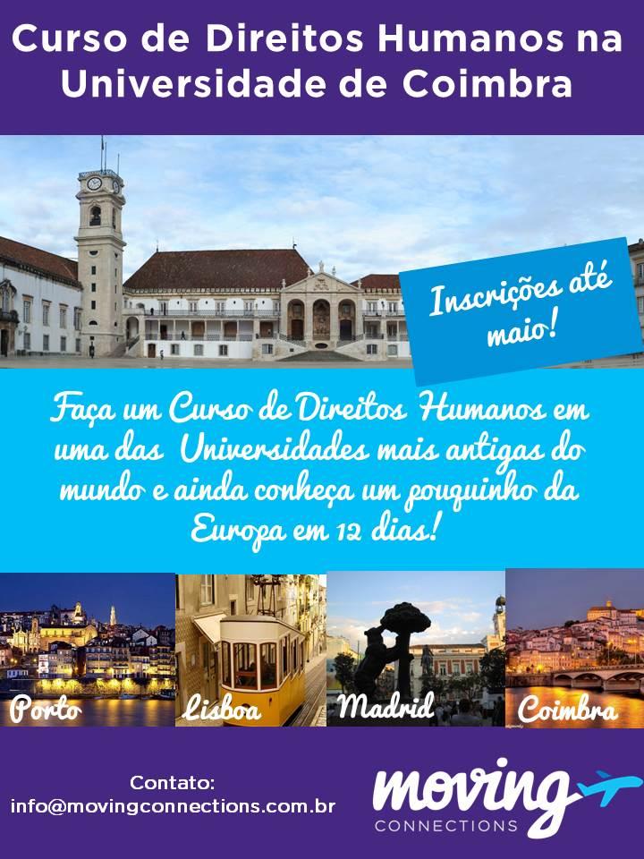 Curso em Coimbra