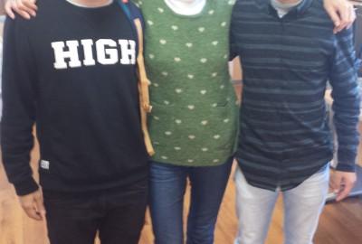 Estudantes do Uni-FACEF, intercambistas em Málaga, são recebidos por corpos diretivo e docente