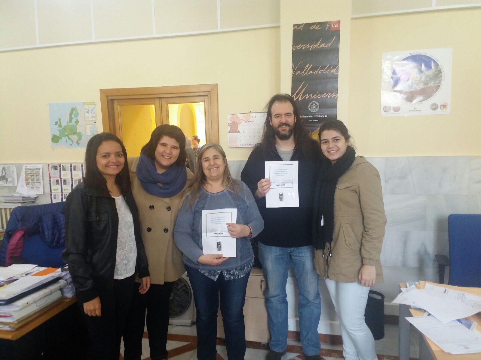 Estudantes do Uni-FACEF são recebidas pelo Departamento de Relações Internacionais da Universidad de Valladolid