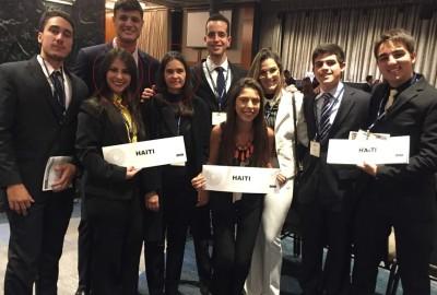 Estudantes do Uni-FACEF participam de Fórum Internacional da ONU