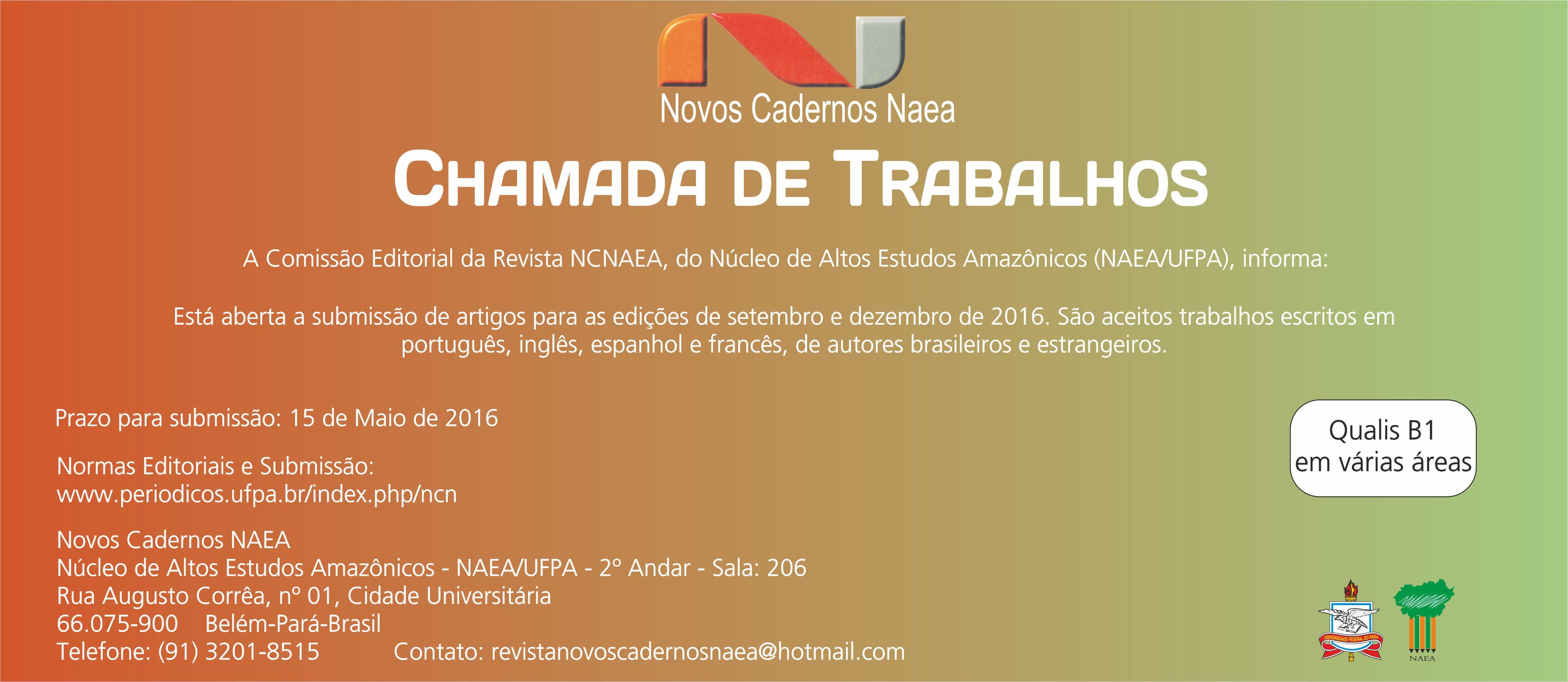Revista Novos Cadernos NAEA_28abr2016