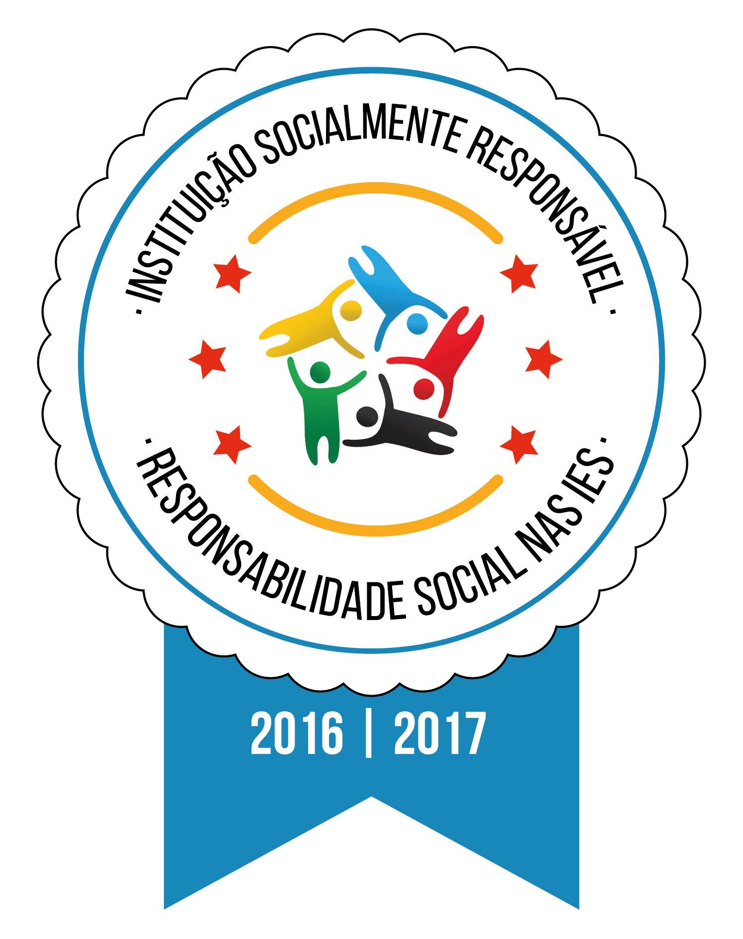 Uni-FACEF recebe selo de INSTITUIÇÃO SOCIALMENTE RESPONSÁVEL
