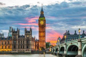 Programa de Bolsas Parciais de Estudos na Europa – Londres e Itália