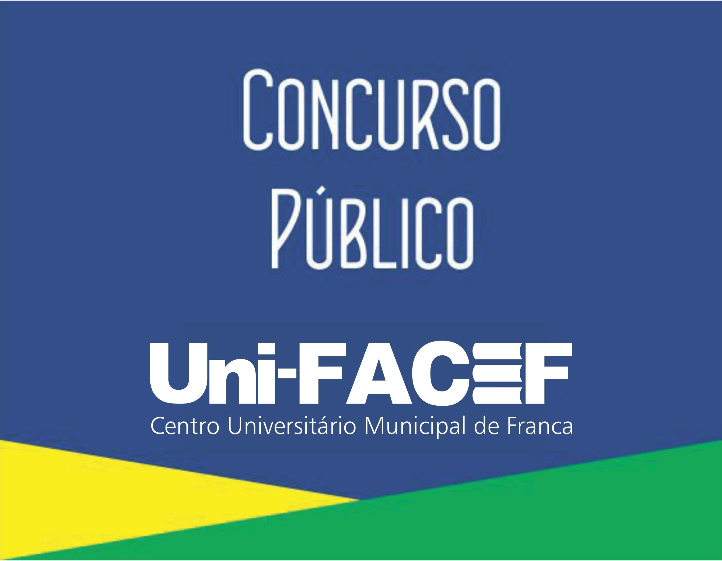 Concurso Público n° 01/2017 -Engenharia