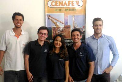 Uni-FACEF Júnior conclui projeto para empresa de engenharia civil de Franca