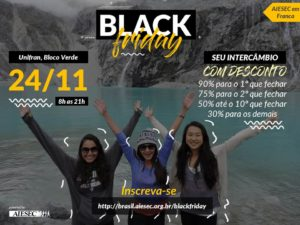 Black Friday AISEC