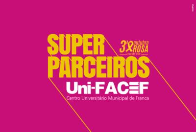 O Uni-FACEF apoia a 3ª Outubro Rosa Sunset Run. Participe
