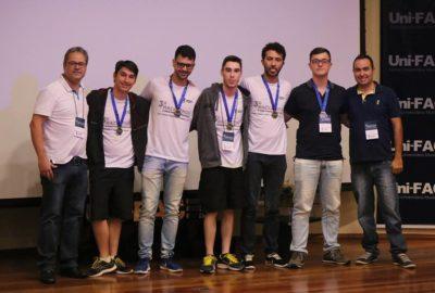 Aplicativo para acompanhamento de exames médicos vence o 3º Hackathon Uni-FACEF