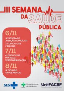 Medicina do Uni-FACEF organiza III Semana de Saúde Pública