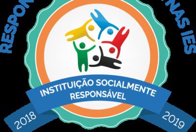 """Uni-FACEF recebe o """"Selo Instituição Socialmente Responsável"""" da ABMES"""