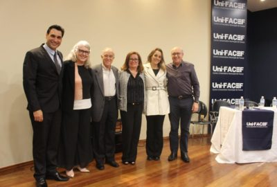 Auditório do Uni-FACEF recebe do nome da Professora Edna Campanhol, ex-Reitora da instituição