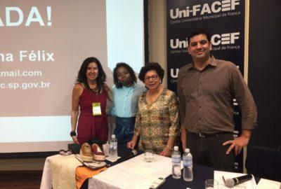 O XIX Encontro de Pesquisadores Uni-FACEF contou com apresentações de pesquisas, palestras e debates