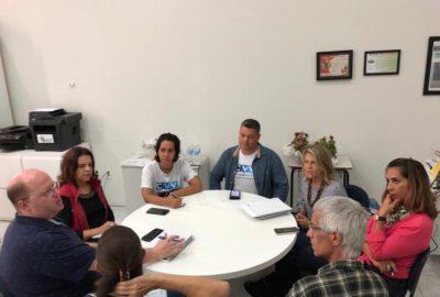 Uni-FACEF se reúne com parceiros para últimos acertos para o TROTE SOLIDÁRIO 2019