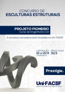 Projeto pioneiro movimenta estudantes de Engenharia Civil do Uni-FACEF