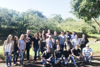 Estudantes de Engenharia Civil visitam estação de tratamento da Sabesp e sistema de captação