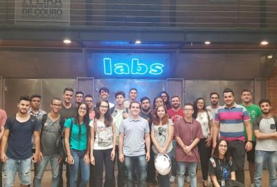 Estudantes dos cursos do departamento de computação, do Uni-FACEF, visitam Luizalabs