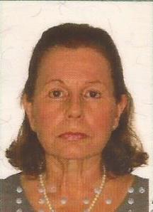 Drª Lucinda Maria de Fátima Rodrigues Coelho