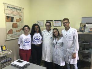 Pesquisadoras da Universidade Federal do Espírito Santo (UFES), visitam UniFacef