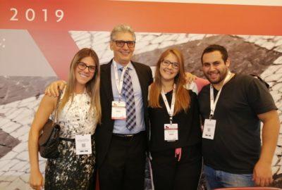Professor e estudantes de Medicina do Uni-FACEF participam de congresso sobre cefaleia