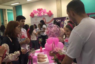 Enfermagem Uni-FACEF promove ação para celebrar o Outubro Rosa