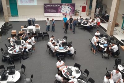 Começou o Hackathon Uni-FACEF 2019