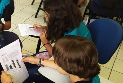Uni-FACEF recebeu equipes da IV Jornada de Matemática