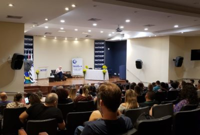 Professor Renato Mezan fala sobre Psicanálise no Uni-FACEF
