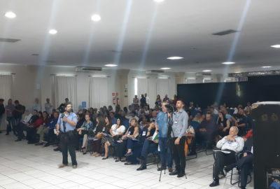 Uni-FACEF  presente no IX  Congresso dos Municípios  da Alta Mogiana – COMAM