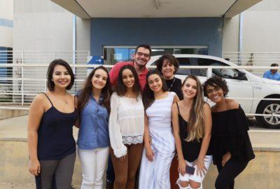 Estudantes de Medicina ministram curso de saúde da família, em Pedregulho