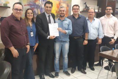 Uni-FACEF assina convênio com prefeitura de Pedregulho