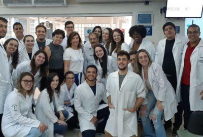 Estudantes de Medicina visitam Hospital Unimed de Franca