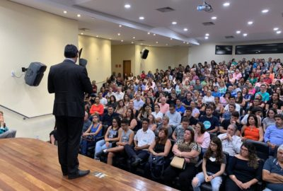 Uni-FACEF faz reunião com pais de Calouros 2020