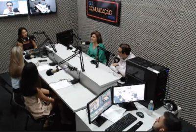 Uni-FACEF transmite gravação de podcast e live sobre Coronavírus