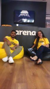 Estudantes de Publicidade e Propaganda são convidados para participar de evento da Arena Marketing