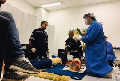 Uni-FACEF promove novas capacitações para equipes de saúde de Franca