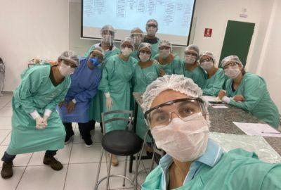 Enfermagem Uni-FACEF participa de elaboração de protocolos e treinamentos para equipes da saúde de Franca