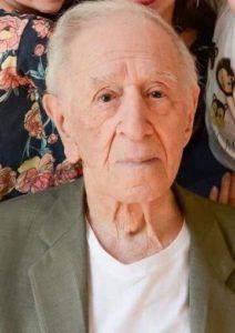 Falece o professor Geraldo Taveira, um nome a ser lembrado por todos
