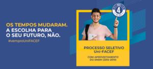 Uni-FACEF abre inscrições de processo seletivo para graduação