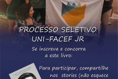 Empresa Jr. do Uni-FACEF está com inscrições abertas