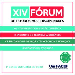 Palestra sobre contabilidade e tecnologia no XIV Fórum de Estudos Multidisciplinares Uni-FACEF