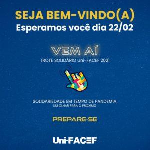 Uni-FACEF recebe Calouros 2021